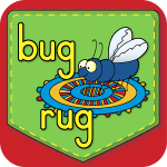 Rhyming Words Matching Game App Icon