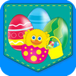 Happy Easter! Egg Match Game App Icon