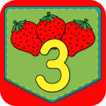 Counting 1-20 Pocket Chart App Icon
